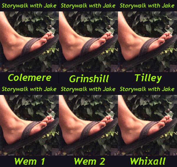 Storywalk With Jake image