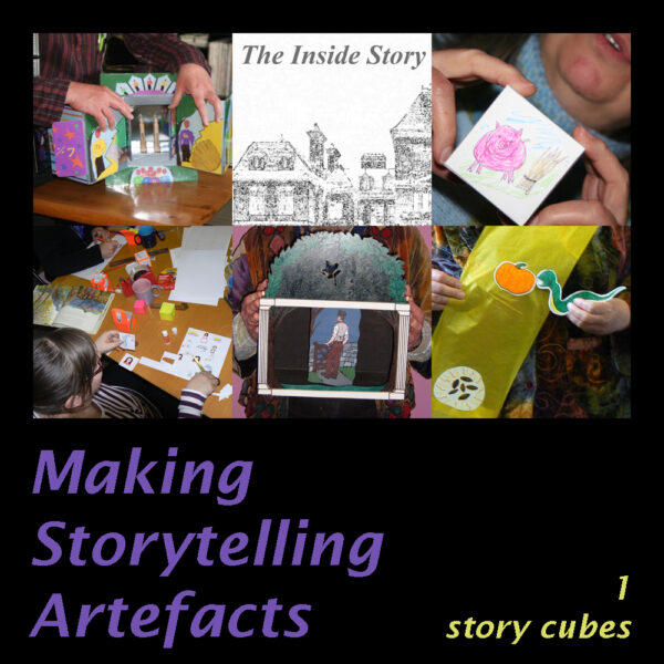 Making Storytelling Artefacts 1 Story Cubes logo