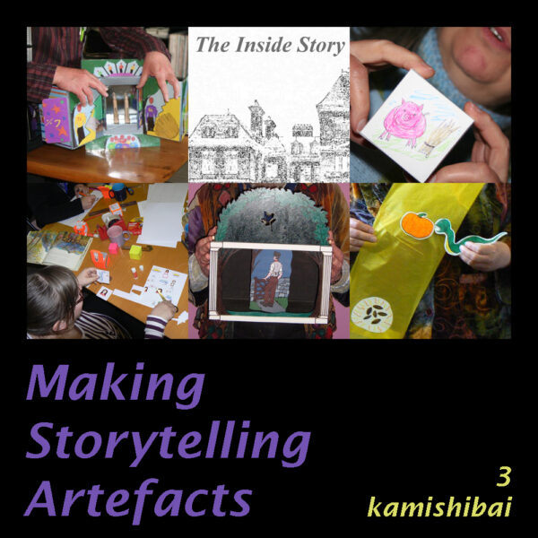 Making Storytelling Artefacts 3 kamishibai image