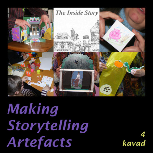 Making Storytelling Artefacts 4 kavad image