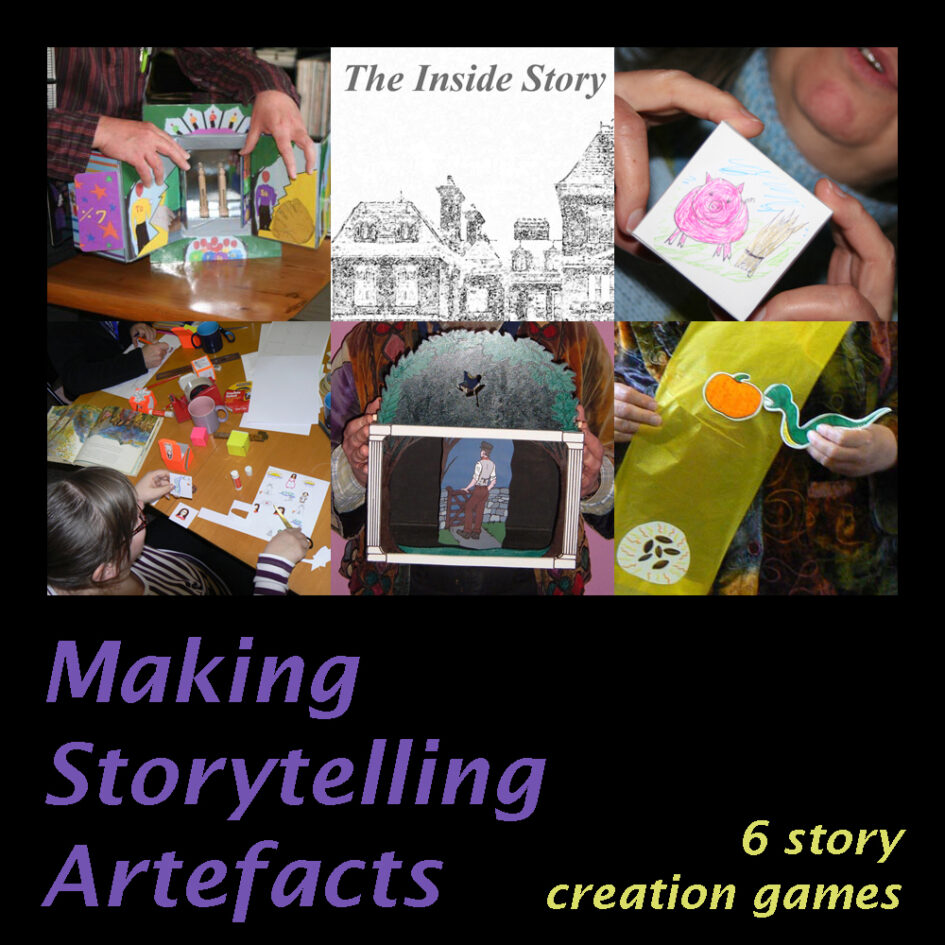Making Storytelling Artefacts 6 story creation games image