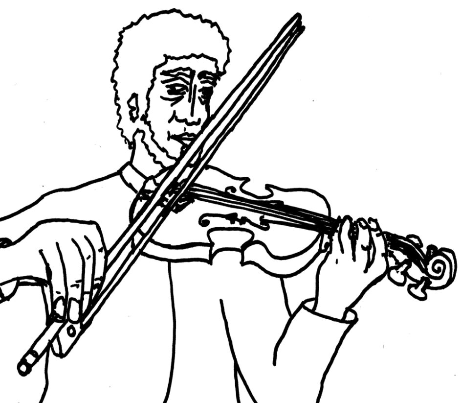 Ned Pugh the blind fiddler of Llanymynech