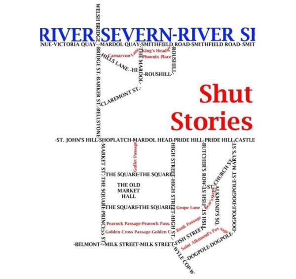 Shut Stories Logo