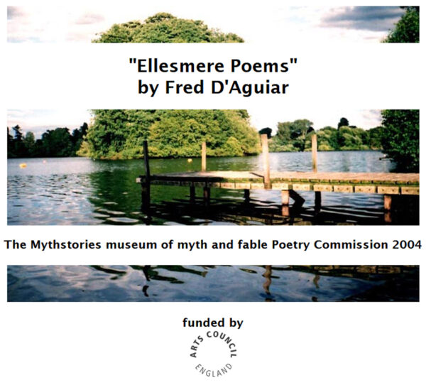 Ellesmere Poems by Fred D'Aguiar