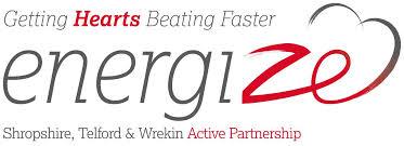 energize Shropshire, Telford & Wrekin Active Partnership logo
