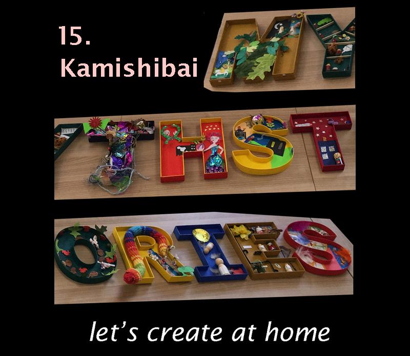 let's create at home - kamishibai image